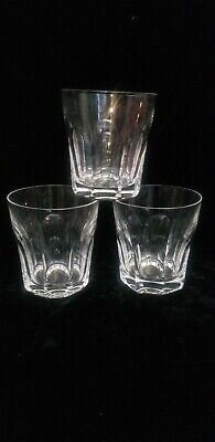 """Waterford """"Sheila"""" Old Fashioned Tumblers (3)"""
