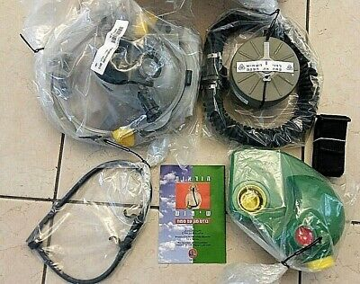 Israel New !!!  2008 Protective Hood Kit With Blowerlarge Size Gas Mask Sealed