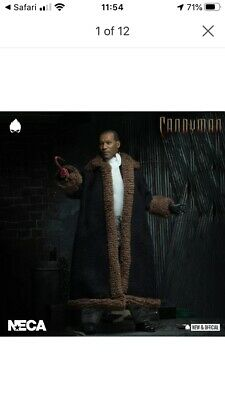 "NECA - Candyman 8"" Clothed Action Figure [IN STOCK] • NEW & OFFICIAL •"