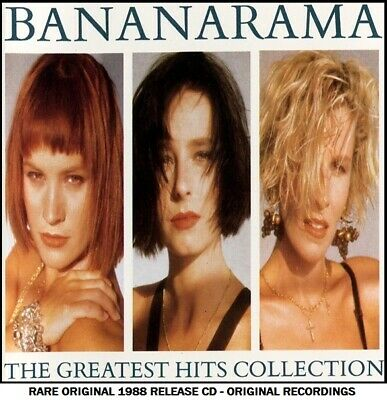 Bananarama - The Very Best Essential Greatest Hits Collection - Rare 80's Pop CD