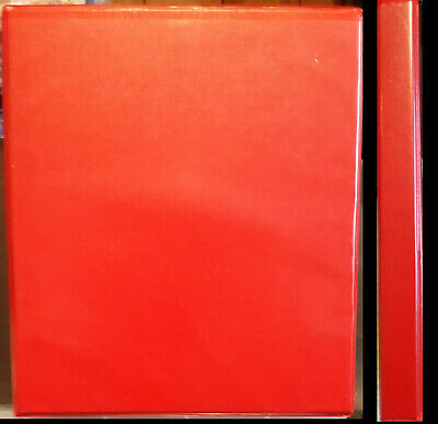 GB 1993 - 1998 Red Album Commemorative All Special Cancels FDC 47 Covers