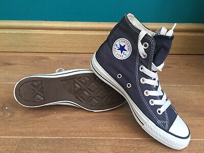 Converse All Star High Tops Size Uk 3.5