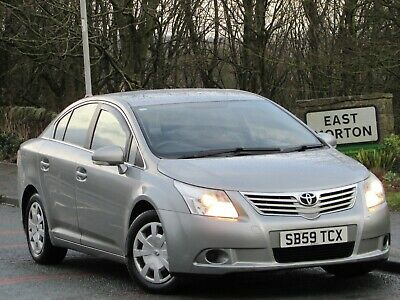 2010 Toyota Avensis 2.0 T2 D-4D 127 Bhp 4 Door++New Shape++6 Speed++Bargain++