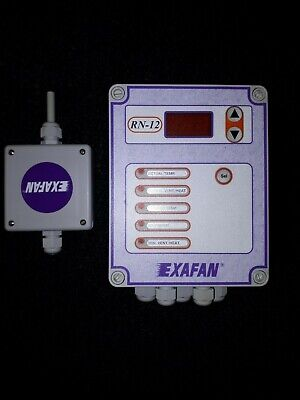 EXAFAN RN-12 Digital ventilation climate controller