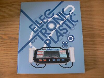 New: Electronic Plastic- Design Book - 1st Edition