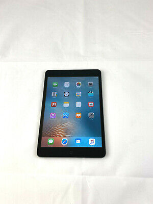 "Apple iPad mini 1st Generation 7.9"" 16GB, Wi-Fi SPACE GREY"