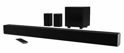 "VIZIO 32"" 5.1 Channel Soundbar System with Wireless Subwoofer and Rear Speakers"