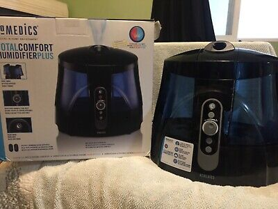 Homedics Oscillating Cool Mist Humidifier UHE 0C1BK