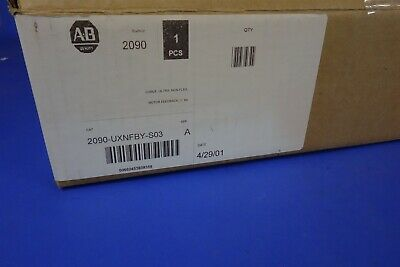 Allen Bradley AB 2090-UXNFBY-S03 - NEW CABLE Y TL Kinetix Ultra3000 Motor Cable