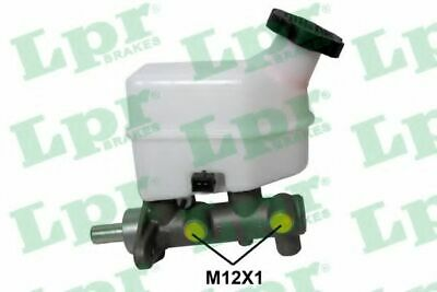 Brake Master Cylinder fits BMW 530 E39 3.0 3.0D 98 to 04 With ESP TRW 1165544
