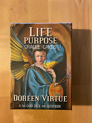 Life Purpose Oracle Cards by Doreen Virtue - Authentic with Guidebook