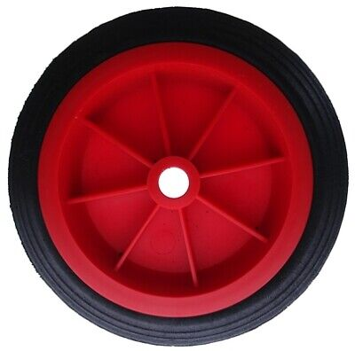 150mm Red Solid Wheel For Mp431/432 430 Maypole Genuine Top Quality Product New