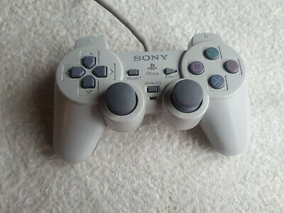 Amazing Condition Official Sony Dualshock Ps1 Playstation Psone Controller Pad