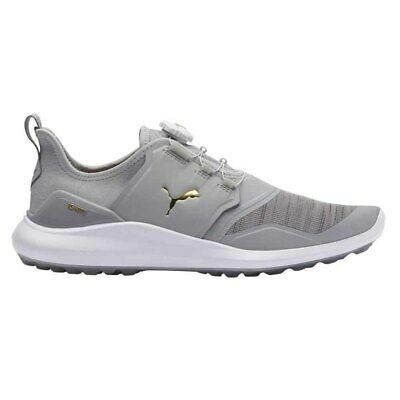 PUMA W IGNITE Blaze Sport DISC Shoes BlackSteel Grey