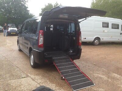 2011 Peugeot Expert Tepee Comfort Hdi Wheelchair Accessible Wav