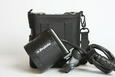 Profoto B2 AirTTL To Go Kit Portable Lighting System in Very Good Condition