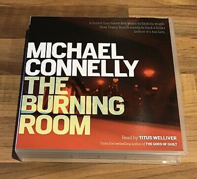 The Burning Room (CD) by Michael Connelly Audio Book