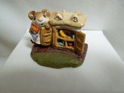 Wee Forest Folk Mousey's Dollhouse M-102