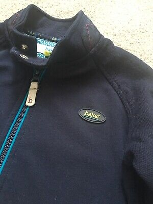 Baker By Ted baker Navy Jacket Age 4-5 Worn Twice
