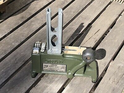 Steelpix Professional Floral Stemming Machine Model 35E Works Great - FREESHIP