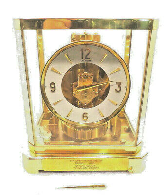 Vintage Atmos Clock by Jaeger Le Coultre-- # 146578