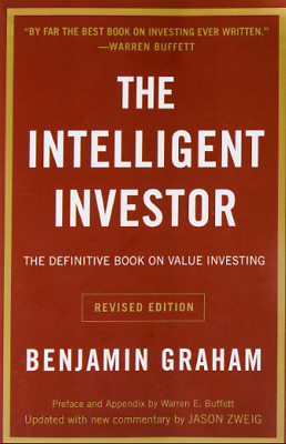 The Intelligent Investor: The Definitive Book on Value Investing P.D.F