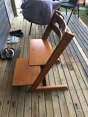 Stokke Tripp Trapp Baby, Toddler, Child High Chair pick up Hallam Vic