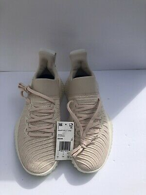 adidas AlphaBOUNCE Trainer Womens Linen Training Sport Shoes Sneakers DB3349 8.5