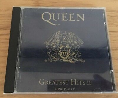 Queen Greatest Hits II Long Play CD