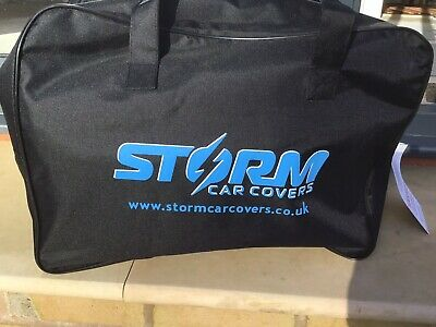 Stormforce Cover Zone 4 Layer Outdoor Car Cover Waterproof MGF & MG TF Roadster