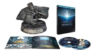 Independence Day Steelbook Blu Ray Attacker Edition Neuf Sous Blister