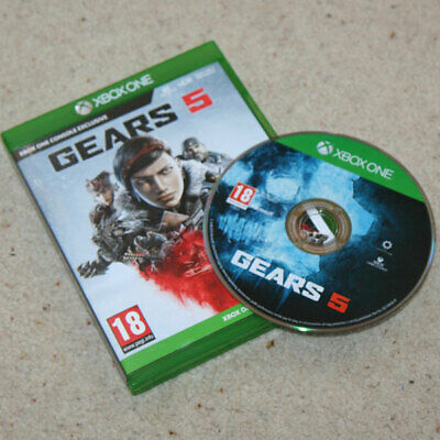 Xbox One Gears 5 Game