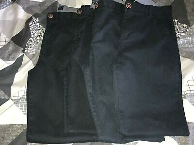 4 pairs of Boys Next skinny chinos Age 16 Slim Fit Hardly worn