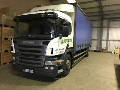Scania P230, Curtainsider, LOW MILEAGE, GREAT CONDITION - 2 owners