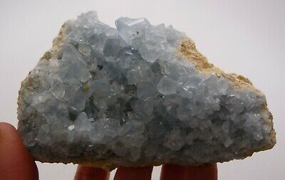 Celestite Blue Healing Crystal Madagascar 314 grams Angel Stone