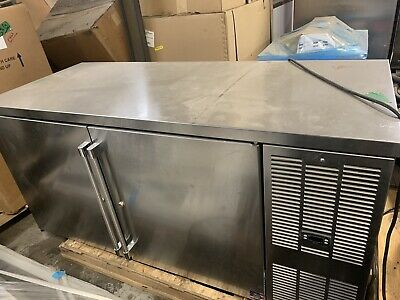 Perlick BBSLP60 - Low Profile Refrigerated Back Bar Cabinet