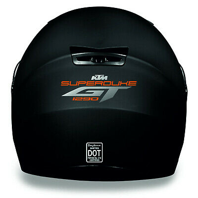 KTM SUPERDUKE GT 1290 HELMET KIT  Decal Sticker Detail-Best Quality-Many Colours
