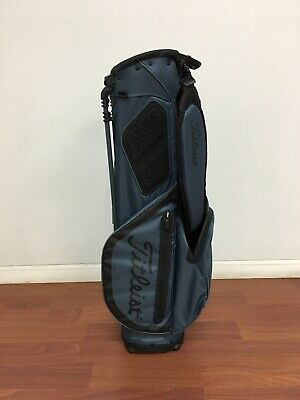 Titleist Players 4 Stadry Stand Bag-Charcoal
