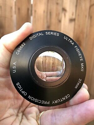 "CENTURY OPTICS ""Baby Death"" Lens 37mm 