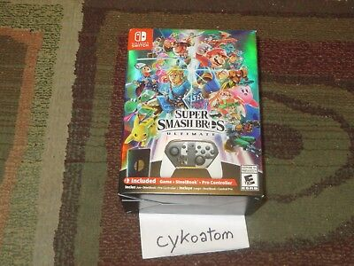 Super Smash Bros. Ultimate Special Edition - Nintendo Switch - BRAND NEW SEALED!