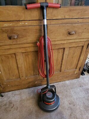 oreck orbiter xl heavy duty floor cleaner buffer polisher excellent shape