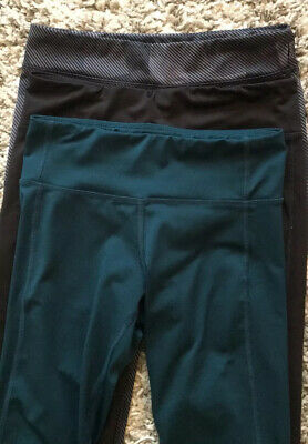 Lot of 3 Girls Old Navy Active Athletic Pants Size 10-12 EUC
