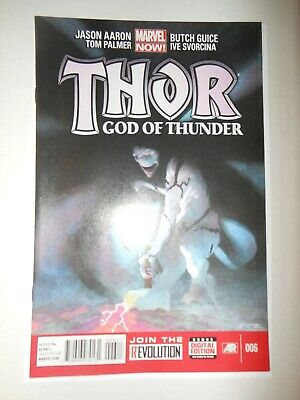 Thor God Of Thunder #6 Nm Condition Or + First Appearance Knull Symbiote God