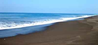 """"""" WOW """" Black Sand Beach Area of ( Shelter Cove ) , Humboldt County, Calif."""