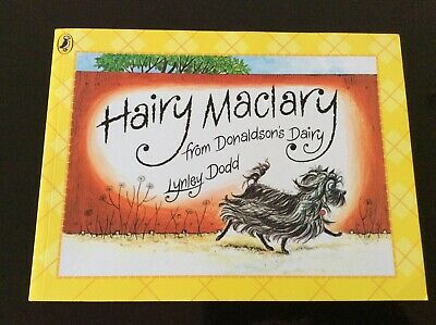 Puffin books, Hairy Maclary from Donaldsons Dairy by Lynley  Dodd.