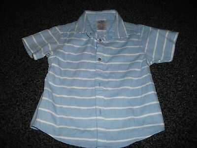 urban rascals boys short sleeved shirt age 3 yrs