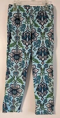 Girls Persnickety Leggings • Size: 8 Years