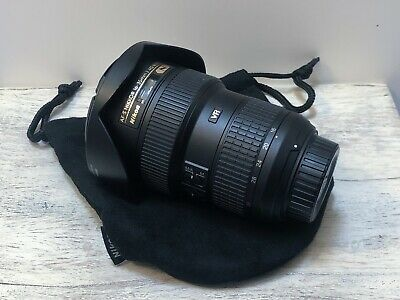Nikon AF-S 16-35mm f/4.0 IF ED VR Lens Mint Condition Boxed