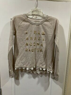 HM logg sweater Girls Size 14y