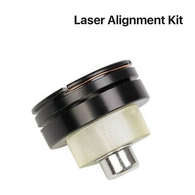 Light Path Regulator Calibrating Device Alignment For CO2 Laser Cutting Machine